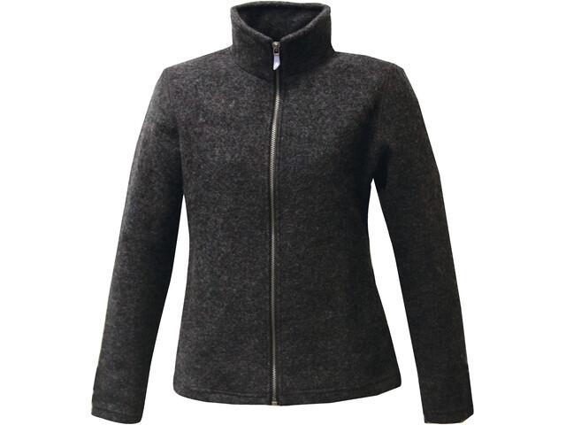 Ivanhoe of Sweden Brodal Classic Jacket Damen graphite marl